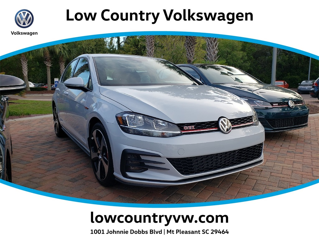 Volkswagen Mt Pleasant >> New 2019 Volkswagen Golf Gti 2 0t S Fwd 4d Hatchback
