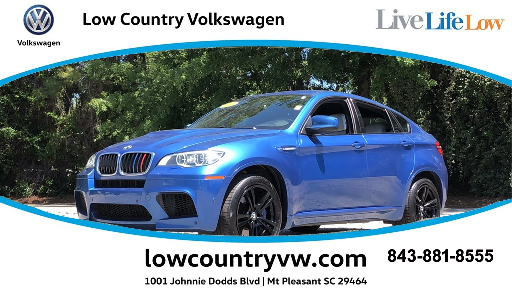 Pre-Owned 2014 BMW X6 M Base