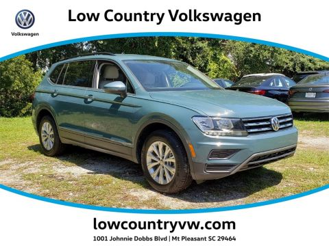 New Volkswagen Tiguan in Mt Pleasant | Low Country Volkswagen